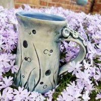 Tentacle Mug by 3 Dandelion Seeds