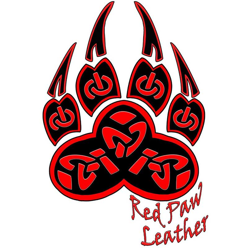 Red Paw Leather