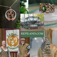 R.E. Piland Goldsmiths Fine Celtic Jewelry