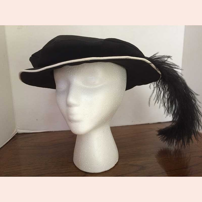 Flat Cap by Fyne Hats by Felicity
