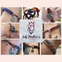 Chainmaille Bracelets by Lady Maillerie Designs