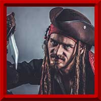 Pirate-themed Performers