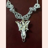 Celtic Necklace by Autumn Gypsy Studio