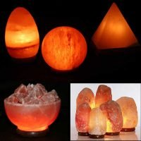Salt Lamps by Natural Healing Stones