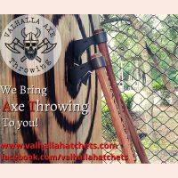 Valhalla Axe Throwing