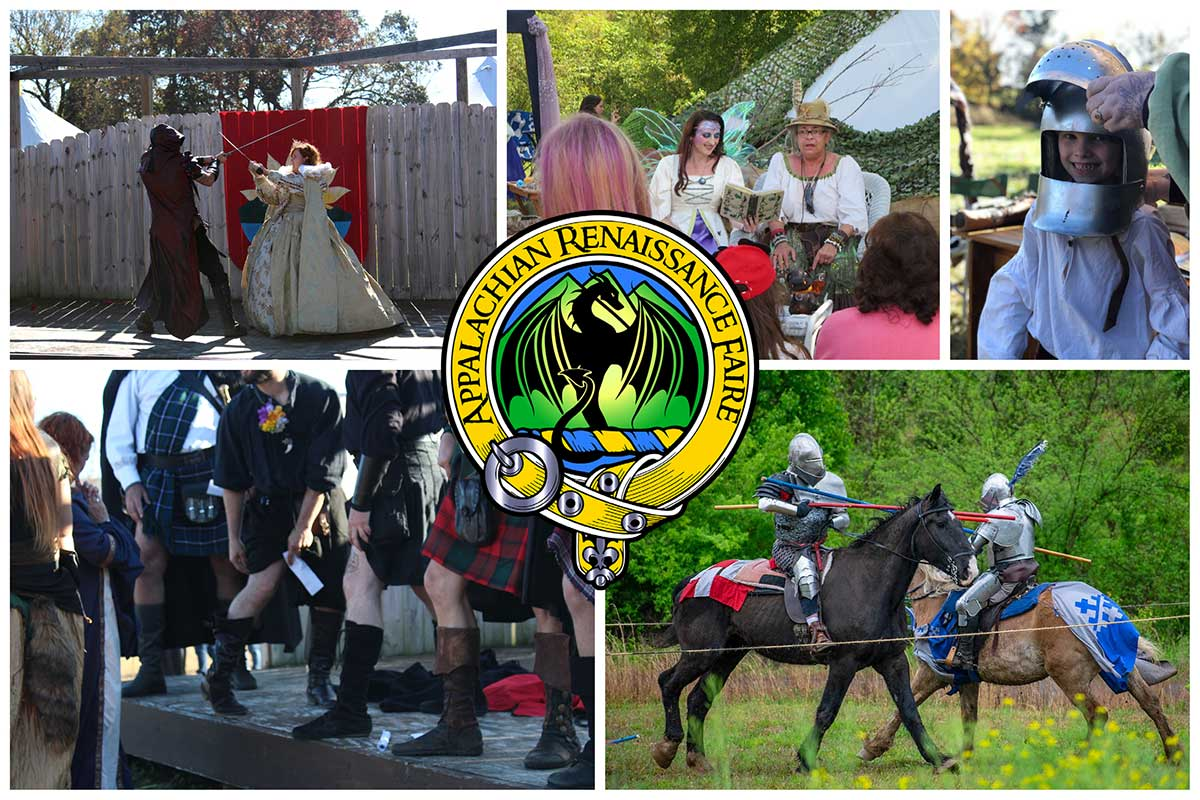 Appalachian Renaissance Faire, Piney Flats TN