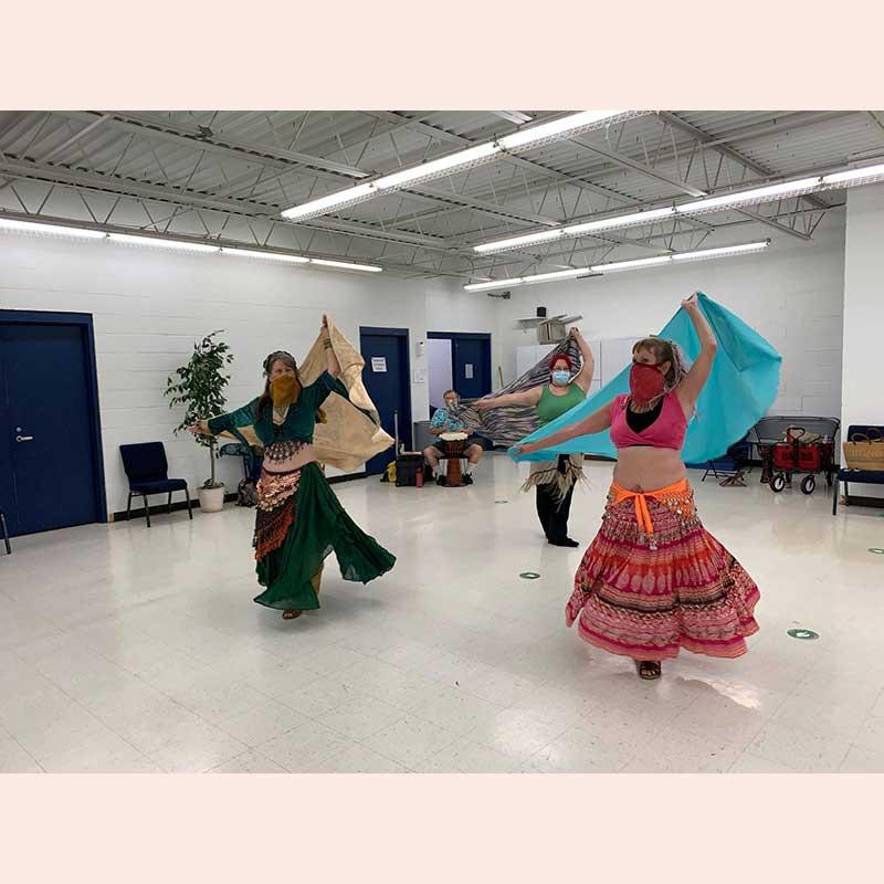 Desert Wind Dancers