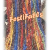 FestiFalls - Hair Falls for all Festivals and Occasions